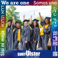 SUNY Ulster Diversity Day Facebook Frame with profile picture in it