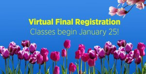 final registration clases january 25