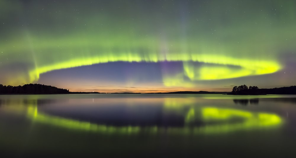 Best Places And Times See Northern Lights