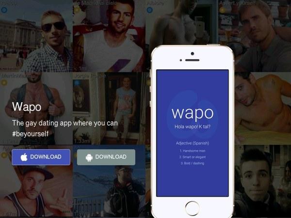 wapo app gay
