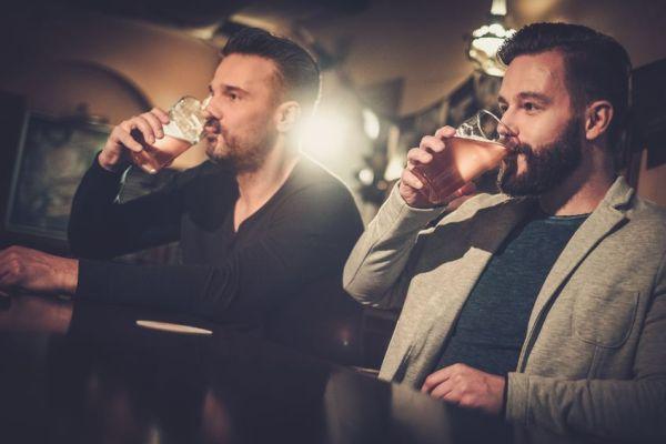 soirée entre hommes