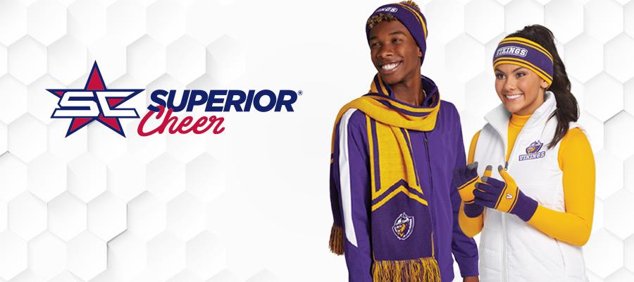 Superior Cheer explain apparel decoration methods