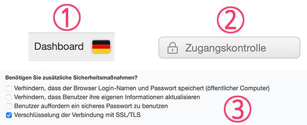 Im online Terminbuchungssystem SuperSaaS zur SSL Verschlüsselung https wechseln