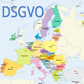 Die DSGVO Datenschutz Verordnung gilt in der gesamten EU für alle die mit Bürgern der EU Daten austauschen auch weltweit