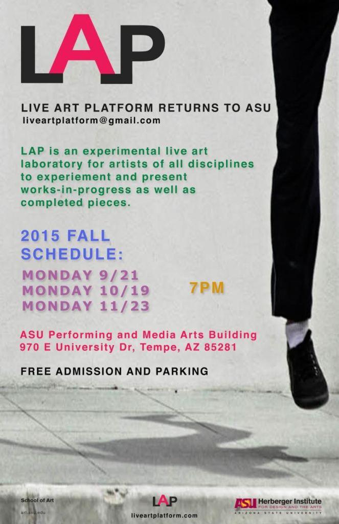 Live Art Platform