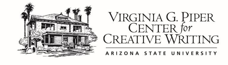 Virginia G. Piper Center for Creative Writing - horizontal
