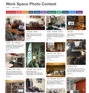 Work Space Contest