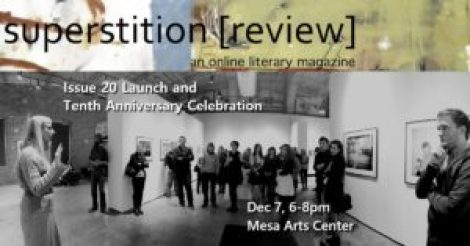 Issue 20 Launch Party