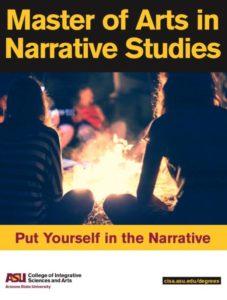 MA Narrative Studies