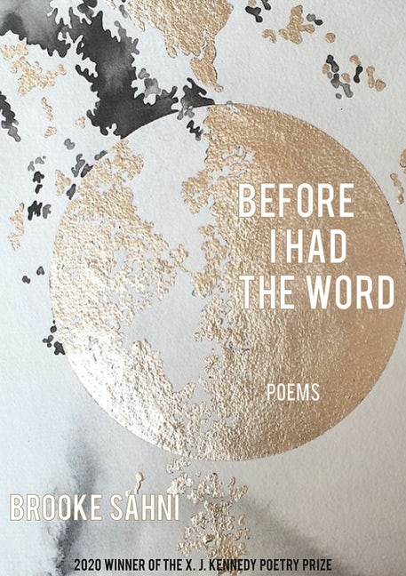 Before I Had the Word cover