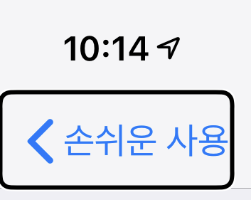 iPhone Voicee Over 사용 이미지