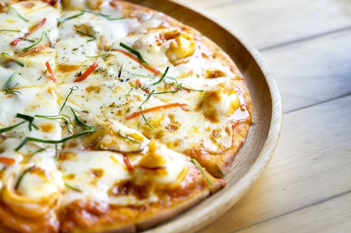 Bergamot-pizza
