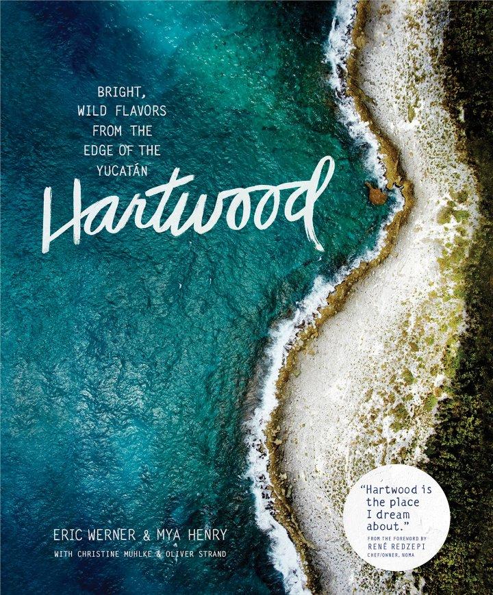 Cookbooks-hartwood