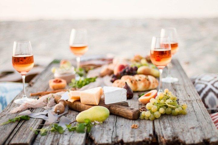 Orange-Wine-food