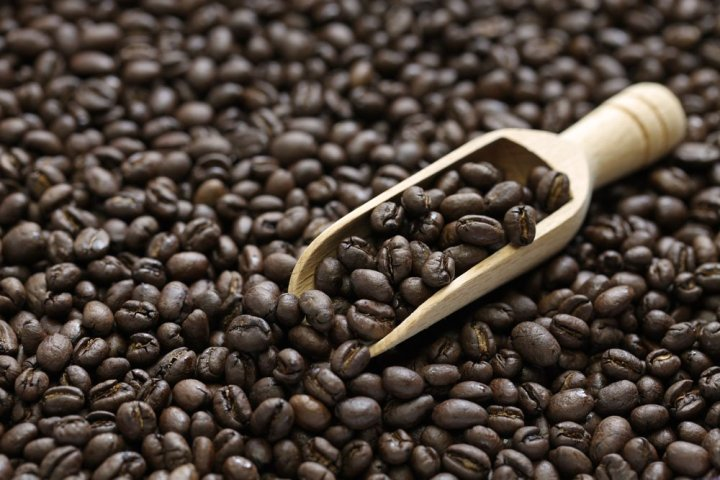 Peaberry-beans