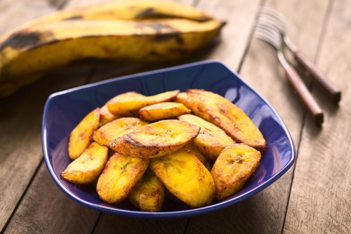 Plantains-baked