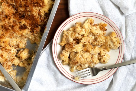 Slow Cook Mac and Cheese