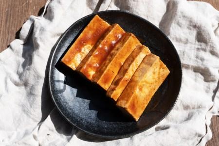 Sous Vide Tofu, tofu