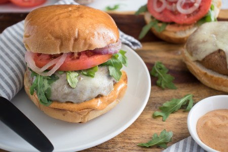 Beefed Up Beefless Burgers