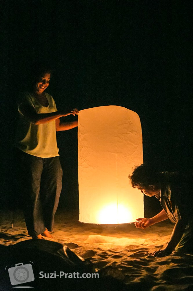 Ko Lanta Thailand Photography lantern