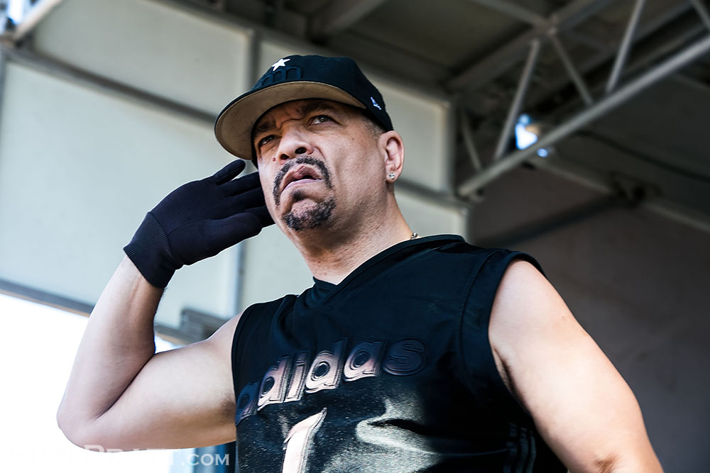 Body Count featuring Ice-T at Mayhem Festival 2014 in Washington