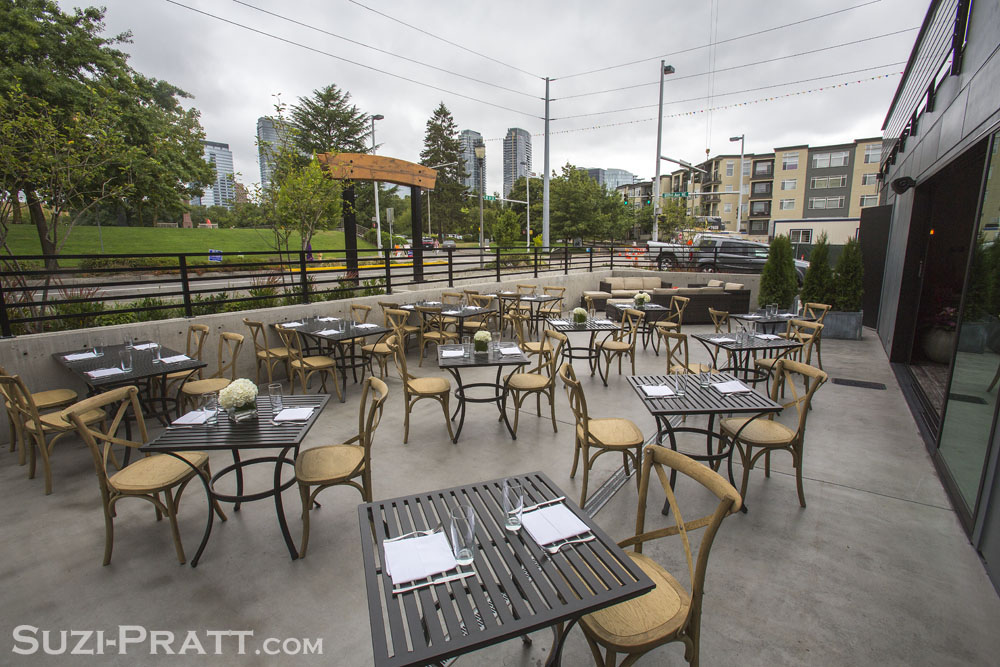 99 Park Bellevue restaurant photography