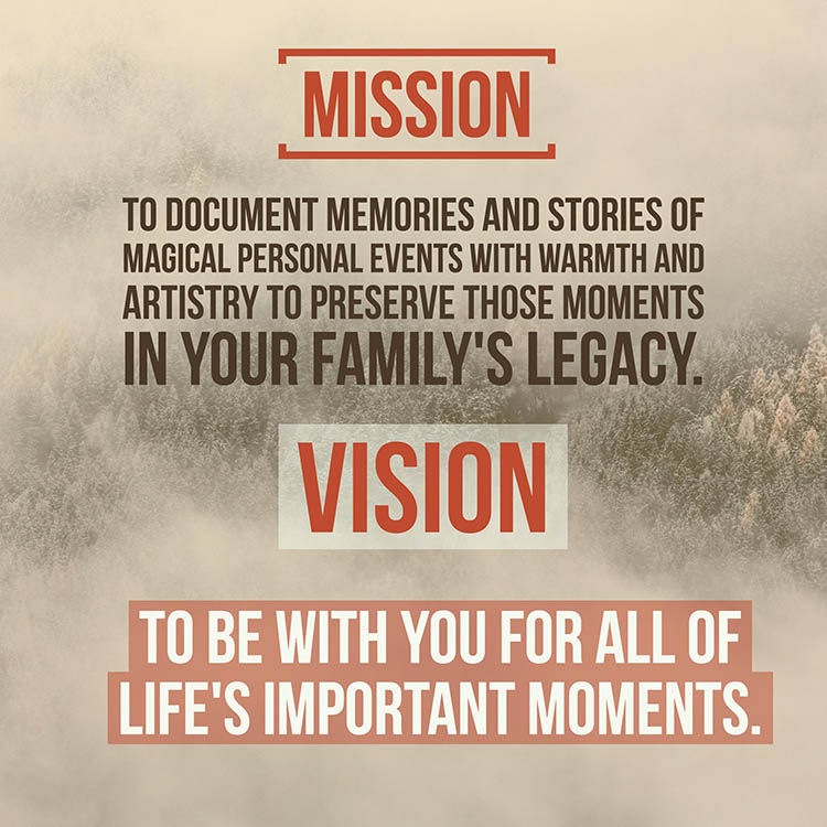 How To Write A Photography Mission Statement