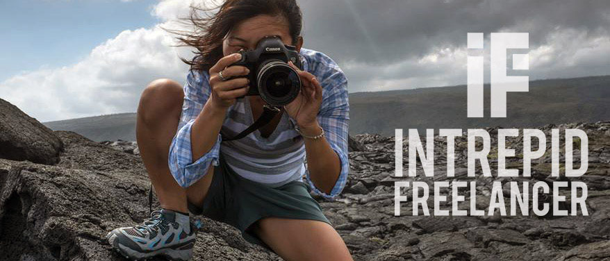 Intrepid Freelancer photographer blog