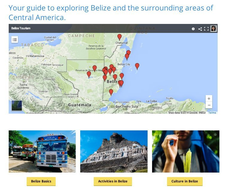 Hanna Stables Belize travel guide
