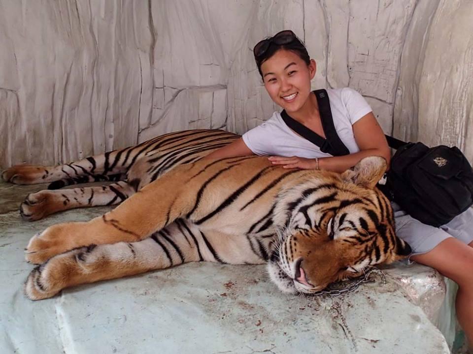 Suzi Pratt Thailand