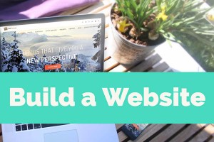 How to Build a photography website