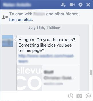 Facebook Referral