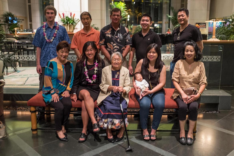 Pratt-Murakami family