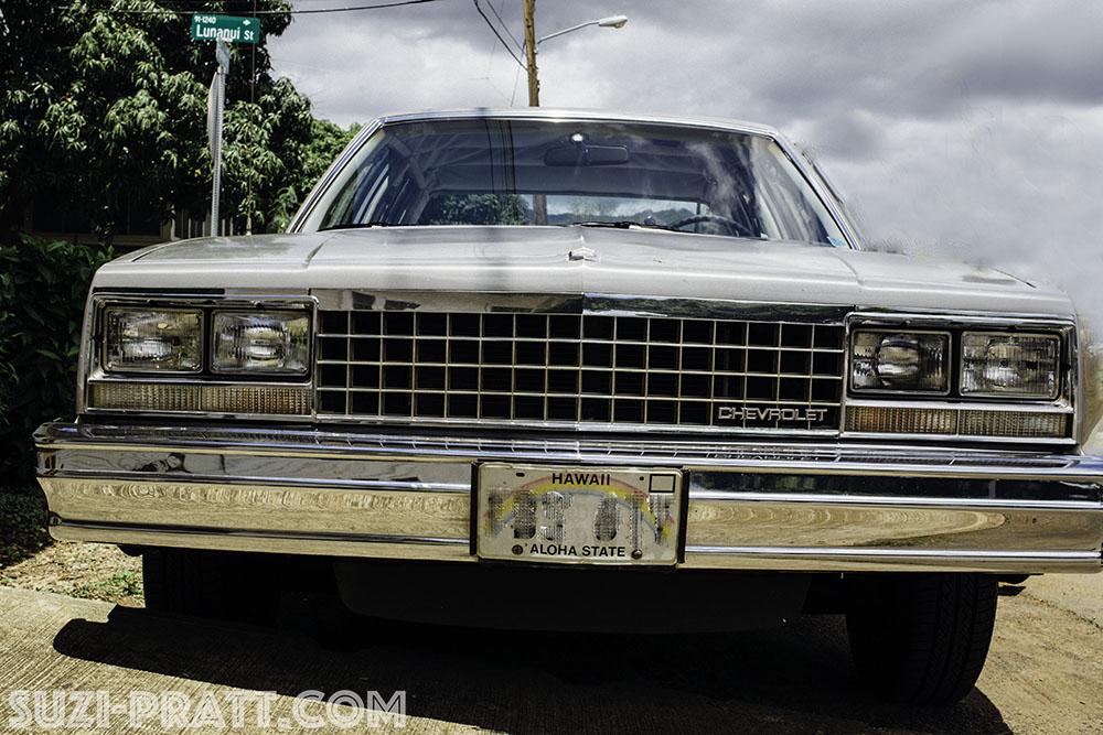 1983 Chevy Malibu