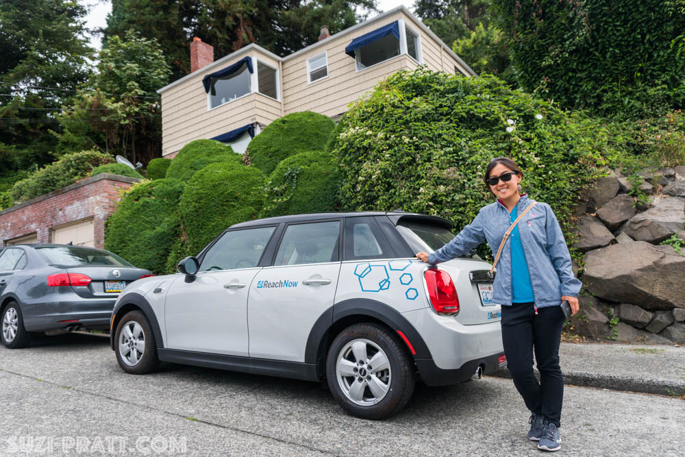 ReachNow Seattle car sharing 10
