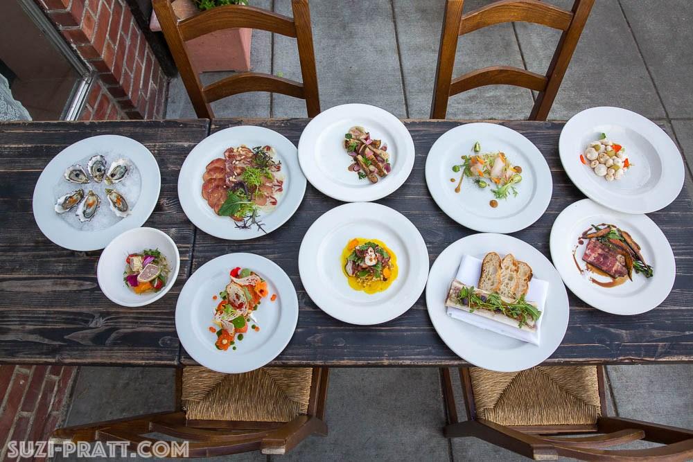 Seattle food photographer Suzi Pratt