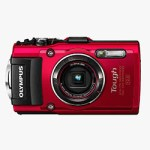 Olympus Tough TG-4 Waterproof Camera