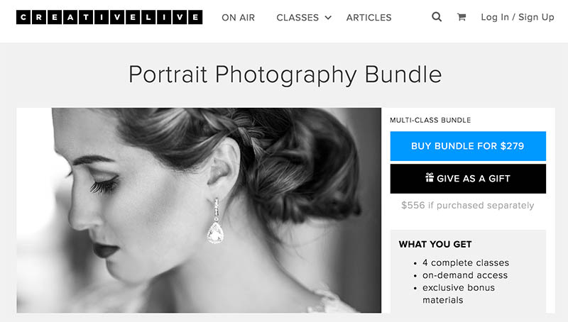 Portrait Photography Techniques