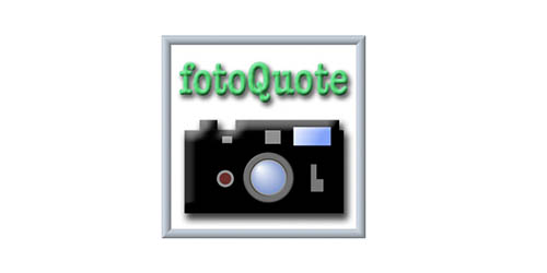 FotoQuote photo price guide