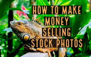 Make money selling stock photos