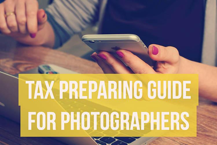 Self Employment Tax Photographers