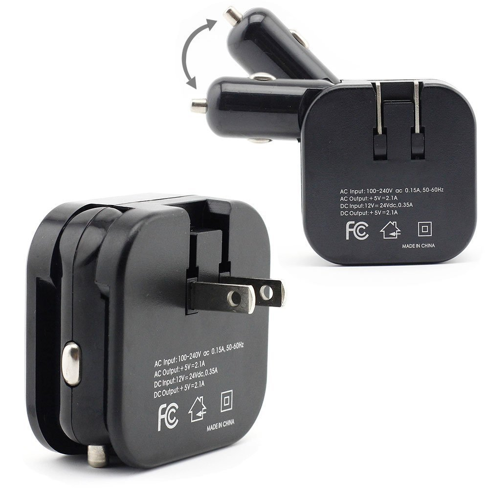 car wall charger travel