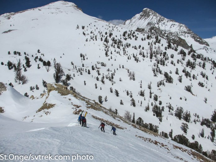 Pioneer Mountains Ski Mountaineering-18