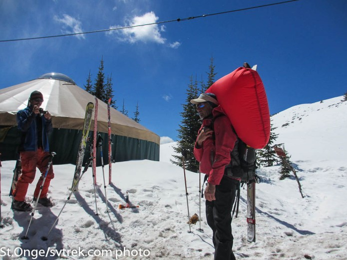 Pioneer Mountains Ski Mountaineering-42