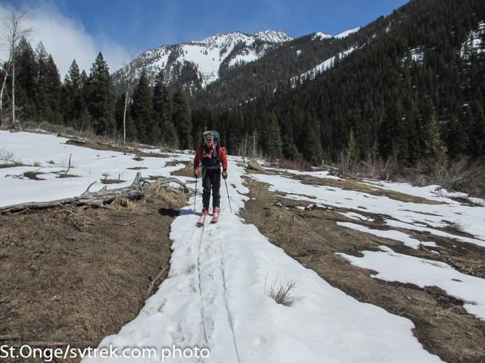 Pioneer Mountains Ski Mountaineering-43