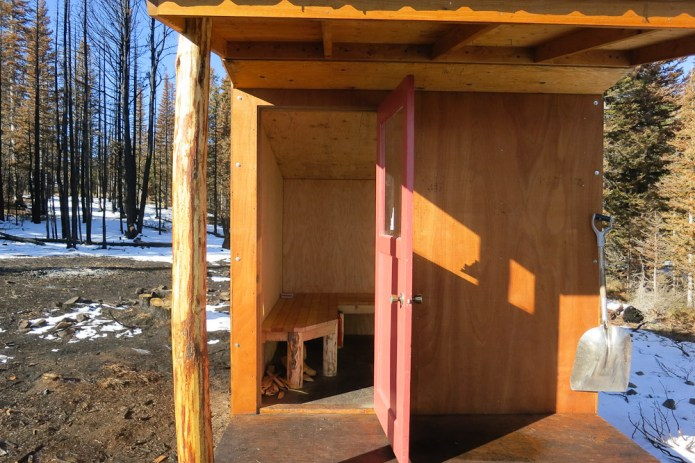 Thank You Bozo for building a beautiful Sauna!