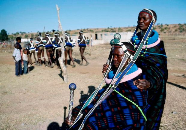 the ndebele tribe