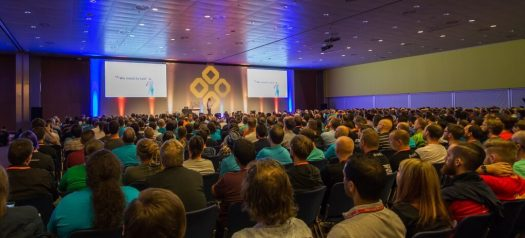 Driesnote keynote talk at DrupalCon Barcelona 2015