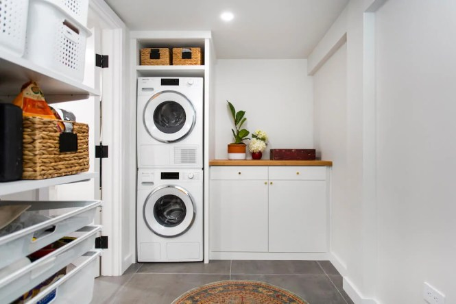 Here S How To Add A Washer And Dryer