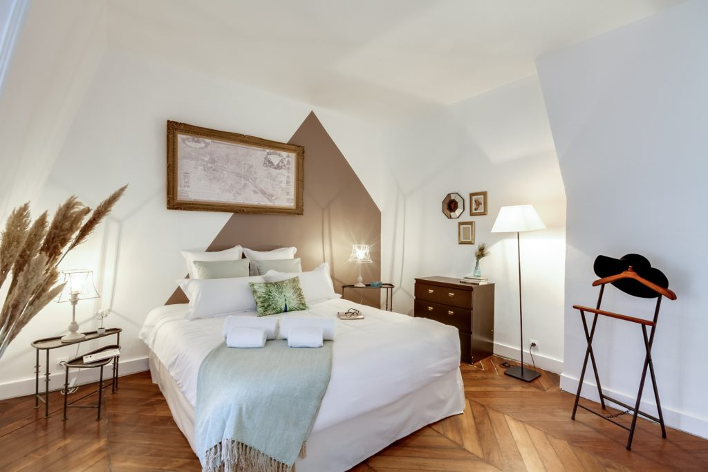 holiday apartment in the Marais Paris by sweet inn